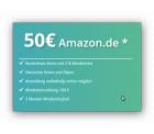 50€ Amazon Gutschein für die Eröffnung eines Cashboard Kontos/Depots  – Mindestlaufzeit 3 Monate @ Cashboard