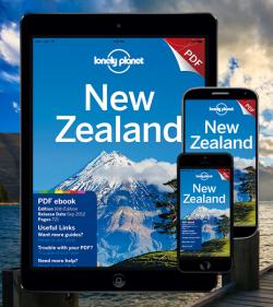 "eBook Lonely Planet ""Neuseeland"" (721 Seiten, Englisch) GRATIS @airnzoffers.com"