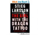 GRATIS Bestseller: Das Kindle-eBook The Girl With the Dragon Tattoo von Stieg Larsson in Englisch bei amazon.de