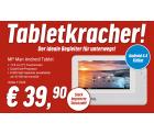 MP Man MPQC707 7 Zoll Android 4.4 Tablet für 39,90 € (59,40 € Idealo) @Notebooksbilliger