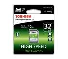 32 GB SDHC Speicherkarte TOSHIBA HS Professional UHS1 für 8€ bei mediamarkt.de statt 12,83€