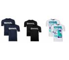 Bench. Herren T-Shirt Kurzarm Sommer 2er Pack füt 9,99€