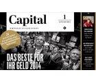 Die Capital 1 Jahr kostenlos lesen (Keine Kündigung notwendig) @uniturm (Normalpreis: 72€)