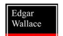 Edgar Wallace: Diverse ebooks gratis bei Amazon