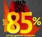 Hoodboyz: Crazy Sale bis zu 85 Prozent Rabatt auf das gesamte Sortiment + 5 Euro Gutschein