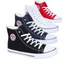Nebulus Sneaker Schuhe CUCKY, Vintage, für Herren/Damen in 4 Farben für 17,99€ [idealo: 23,80€]