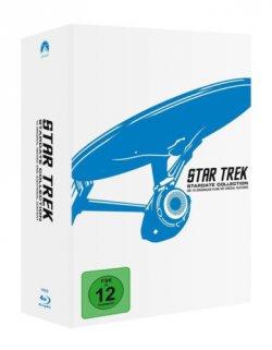 STAR TREK – Stardate Collection mit 12 Blu-Rays für 27,77 € inkl. Versand [Idealo 49,45€] @zavvi.de