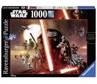 Amazon: 1000-Teiliges Puzzle Star Wars Episode VII für nur 8,79 Euro statt 12,80 Euro bei Idealo