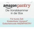 Amazon Pantry: Produkte für den täglichen Bedarf versandkostenfrei bestellen