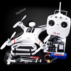Cheerson CX-20 Open-Source Quadcopter für 213,75€ VSK-frei [idealo 339,90€] @Tinydeal