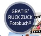 foto-premio: gratis Fotobuch (10x15cm mit 20 Seiten) zzgl. Porto  2,95€