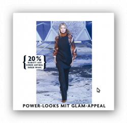 Glamour Shopping Week 2015 Verschiedene Gutscheine Gültig Bis Zum