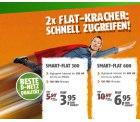 Klarmobil Smart-Flat (100 Freiminuten, 300MB ) für 3,95€ mtl. oder 600MB für 6,95€ mtl. @Crashtarif