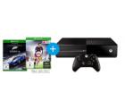 Saturn: MICROSOFT Xbox One Konsole 500GB inkl. FIFA 16 + Forza Motorsport 6 für 339,-€ bei Filialabholung