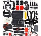 Sports Bundle Kit für Kameras z.B. GoPro Hero 30 Teile mit Gutscheincode für 19,99 € statt für 29,99 € @Amazon