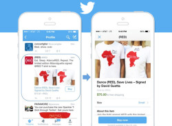 Kauf-Button beim Kurznachrichtendienst: Twitter gibt Button für alle frei