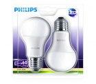 2 Stück Philips LED (E27 9 W = 60 W) in Glühlampenform für 9,95 € (14,79 € Idealo) @Allyouneed
