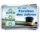 25% Gutschein ohne MBW @DeinBus.de