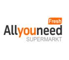 Allyouneed Fresh: 20% Gutschein auf alles, OHNE MBW