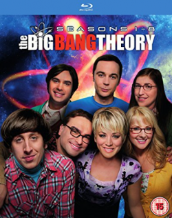 amazon.co.uk: The Big Bang Theory Staffel 1-8 [Blu-ray für 48,42 €, DVD für 41,27 €]
