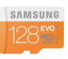 amazon.es: Samsung microSDXC EVO 128GB ca. 46€ (PVG: 60€)