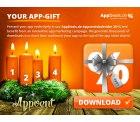 AppDeals: Appventskalender mit exklusiven App-Geschenken