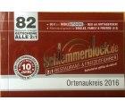 Bis zu 56% Rabatt auf Schlemmerblock 2016 mit Gutscheincode z.B. 6 Stück für 64,75 € statt 179,40 € @schlemmerblock.de