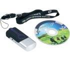Canmore GPS-Datenlogger Gt-730 mit Akku für 28,99 € (42,99 € Idealo) @Digitalo