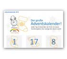 Computeruniverse: Der grosse Adventskalender Jeden Tag ein neues Sonderangebot