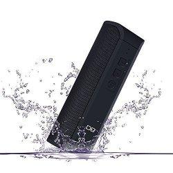 DBPOWER BX-400 Wireless Bluetooth Lautsprecher mit Gutscheincode für 12,99 € statt 19,99 € @Amazon
