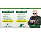 etelon: smartmobil Allnet Flat + ab 500 MB LTE Aktion ab 7,77 € mtl. Aktion