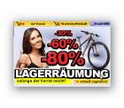 Raddiscount: bis zu 100€ Rabatt je nach Kategorie