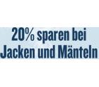 Tom Tailor online: 20% auf Jacken und Mäntel