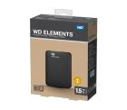 WD WDBU6Y0015BBK-EESN Elements 1,5TB Festplatte für 59,00 € (69,99 € Idealo) @Media Markt