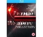 Zavvi: Lethal Weapon 1-4 Boxset Blu-ray durch Gutschein für nur 11 Euro statt 17,94 Euro bei Idealo
