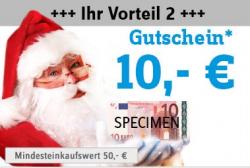 10 € Gutscheincode + gratis I.onik Kopfhörer ab 25 € MBW @Conrad