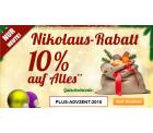 10% Rabatt mit Gutscheincode ohne MBW auf (fast) alles @Plus.de