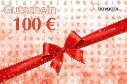 100 Euro Travador Gutschein für nur 49 Euro