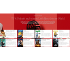 75 Prozent Rabatt auf Filme im Google Playstore mit Gutschein