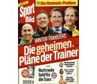 Abostern: SportBild im Halbjahresabo mit Gutschein für nur 7 Euro