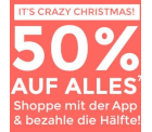 aboutyou.de: 50% auf alles bei Zahlung über die App (Android, iOS)