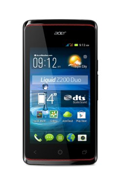Acer Liquid Z200 DUAL-SIM Android 4.4 Smartphone für 49,99 € (69,95 € Idealo) @Notebooksbilliger