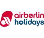 Airberlin Holidays: 30 Euro Gutschein ohne Mindestbestellwert