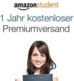 Amazon: 1 Jahr lang kostenloser Prime Versand für Studenten jederzeit kündbar