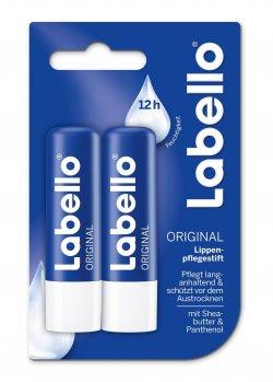 Amazon: Labello Lippenpflege Basispflege ORIGINAL Doppelpack (2 Stück) für nur 1,77 Euro statt 5,90 Euro bei Idealo