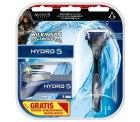 Amazon: Wilkinson Sword Hydro 5 Vorteilspack mit 5 Klingen plus Rasierer durch Gutschein für nur 7 Euro statt 16,80 Euro bei Idealo