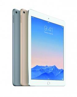 Apple iPad Air 2 Wi-Fi 16GB, 24,6 cm (9,7 Zoll) 3 Farben (vom Hersteller generalüberholt) für 379,99 € (431,98 € Idealo ebenfalls Gebrauchtware) @eBay
