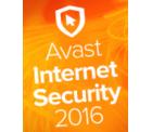 Avast Internet Security 2016 – Kostenlos für 1 Jahr (statt 40€)