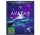 Avatar – Aufbruch nach Pandora (Extended Collector's Cut) ab 7,90€ (mit Prime), idealo: 19,79€