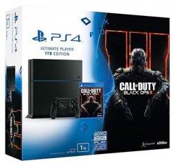 Bundle-Deal: Sony Playstation 4 1TB + Call of Duty: Black Ops 3 für nur 349€ [idealo: 404€]
